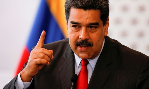 Prieš Venesuelos ICO – Trumpo smūgis