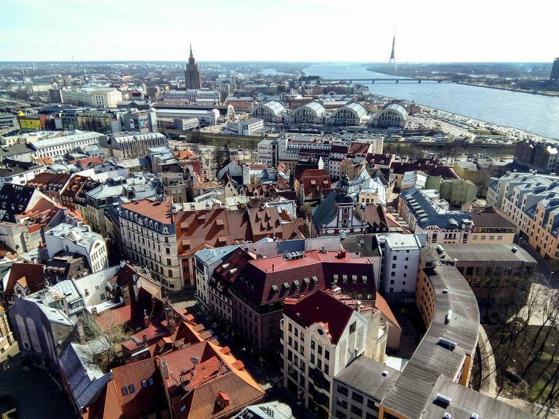 Ryga, Latvijos sostinė. Vladimiro Ivanovo (VŽ) nuotr.