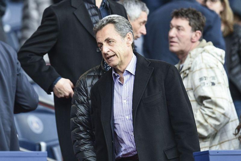"""Buvęs Prancūzijos prezidentas Nicolas Sarkozy.  Johno Spencerio (""""SIPA""""/""""Scanpix"""") nuotr."""