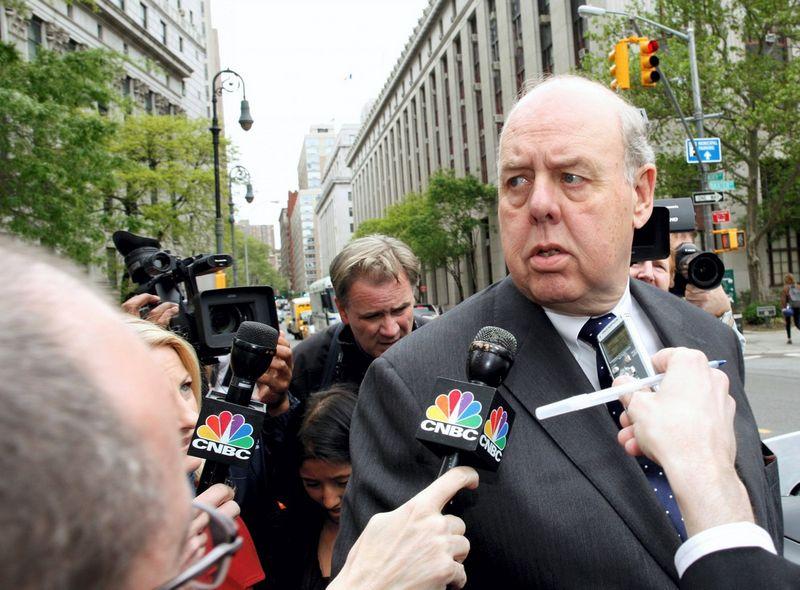 Brendano McDermido (Reuters / Scanpix) nuotr.