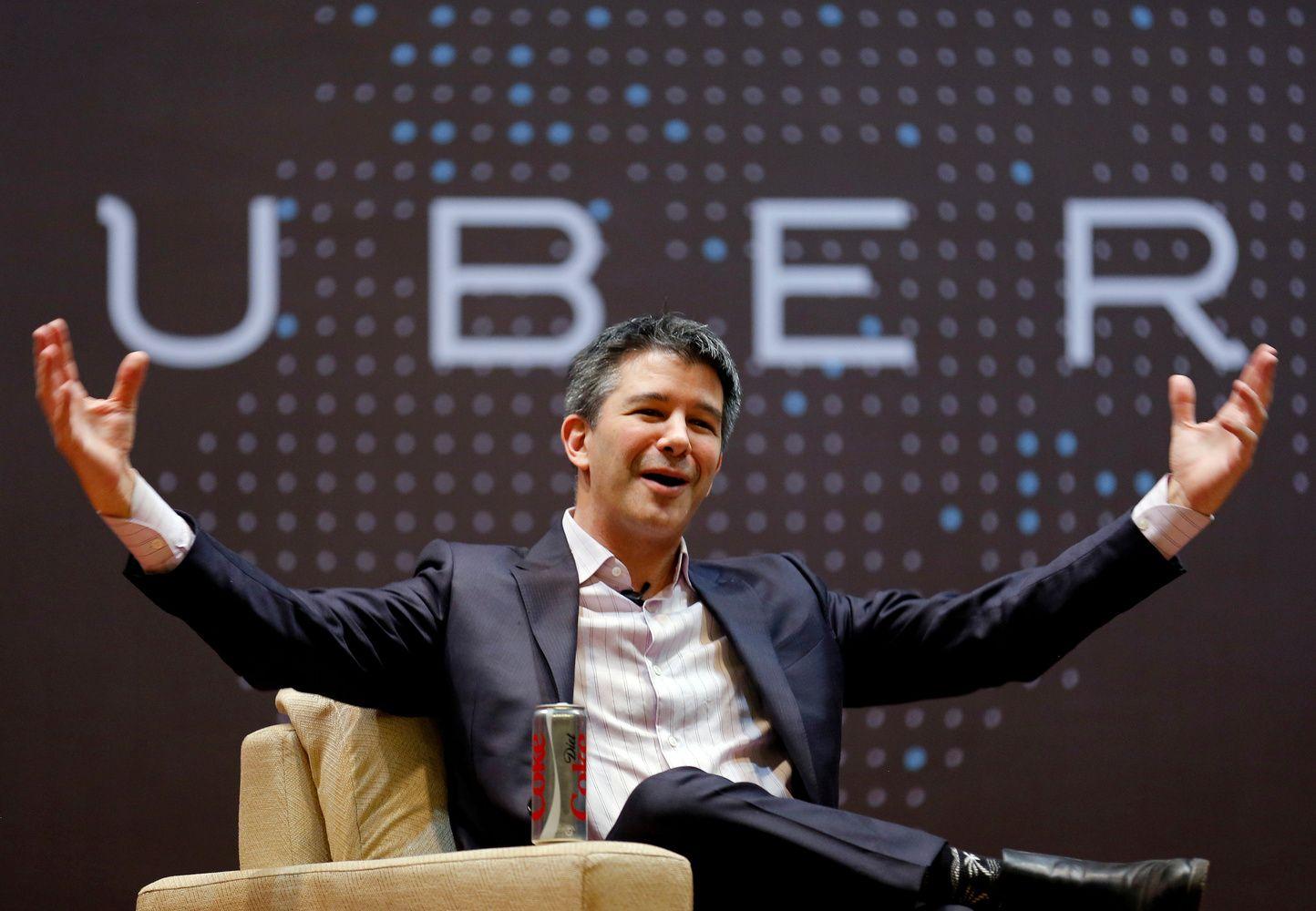 """Buvęs """"Uber"""" vadovas imasi naujo verslo"""