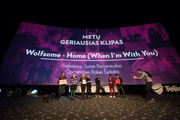 """""""Kino pavasaris"""" išrinko geriausius lietuviškus muzikinius klipus"""