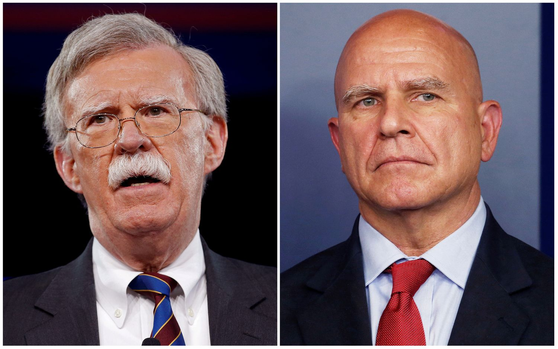 D. Trumpui saugumo klausimais patarinės griežtumu garsėjantis J. Boltonas