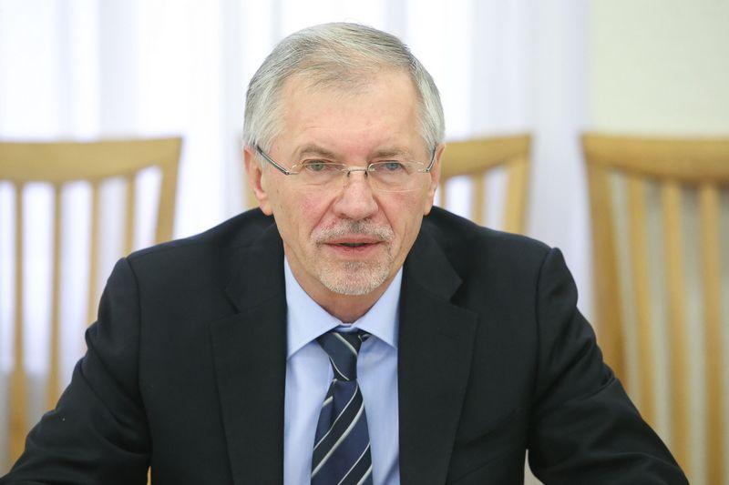 Gediminas Kirkilas, Lietuvos socialdemokratų darbo partijos pirmininkas. Vladimiro Ivanovo (VŽ) nuotr.