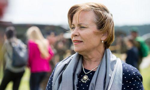 Juknevičienė paskirta NATO Parlamentinės Asamblėjos prezidente