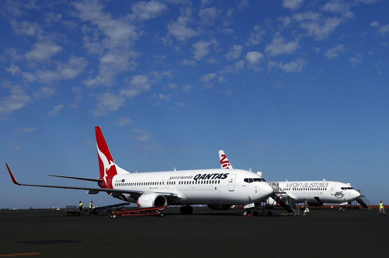 Įvykdytas pirmas tiesioginis skrydis iš Australijos į Londoną