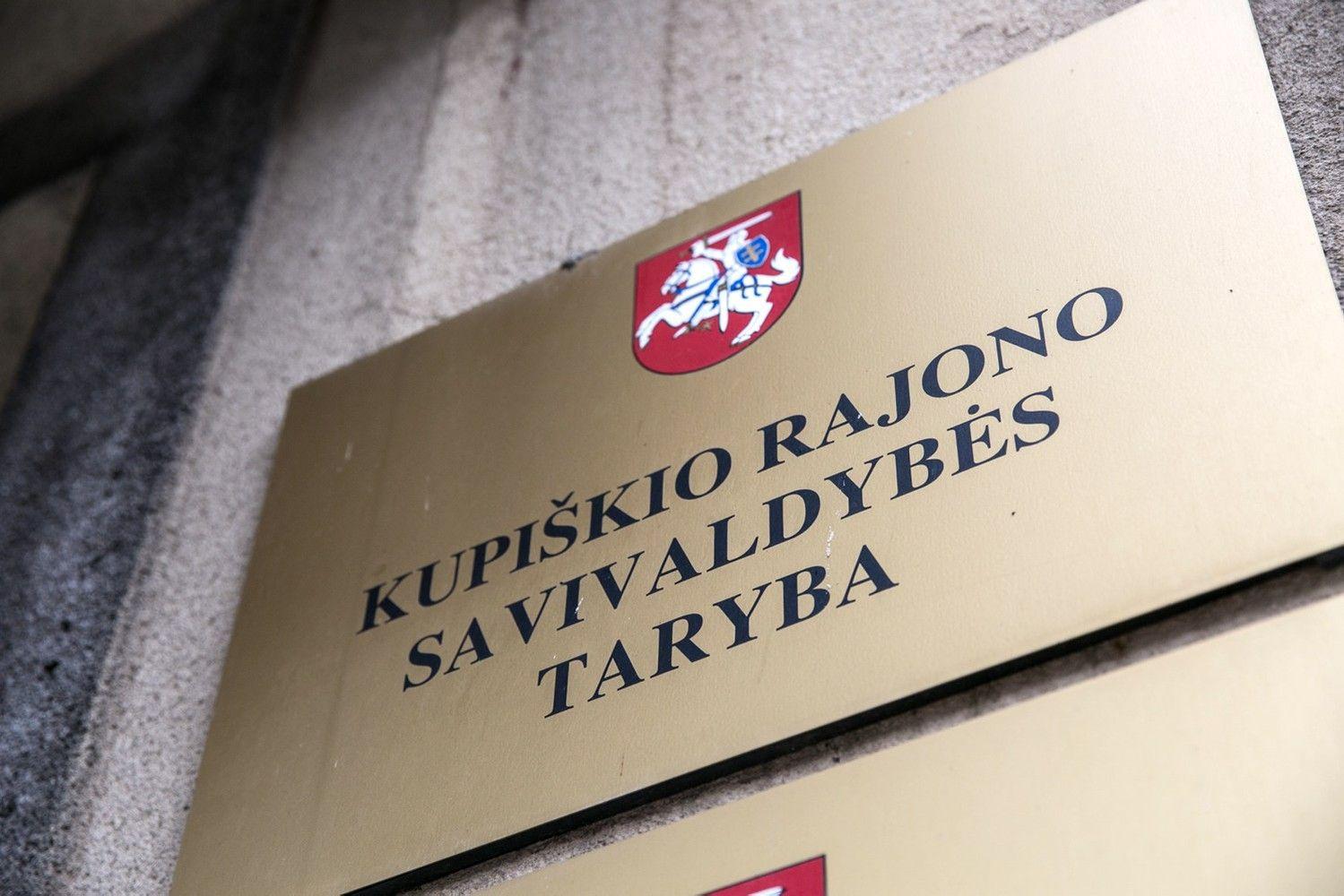 Nuteistas Puožo melioracijos statinių naudotojų asociacijai vadovavęs Kupiškio politikas