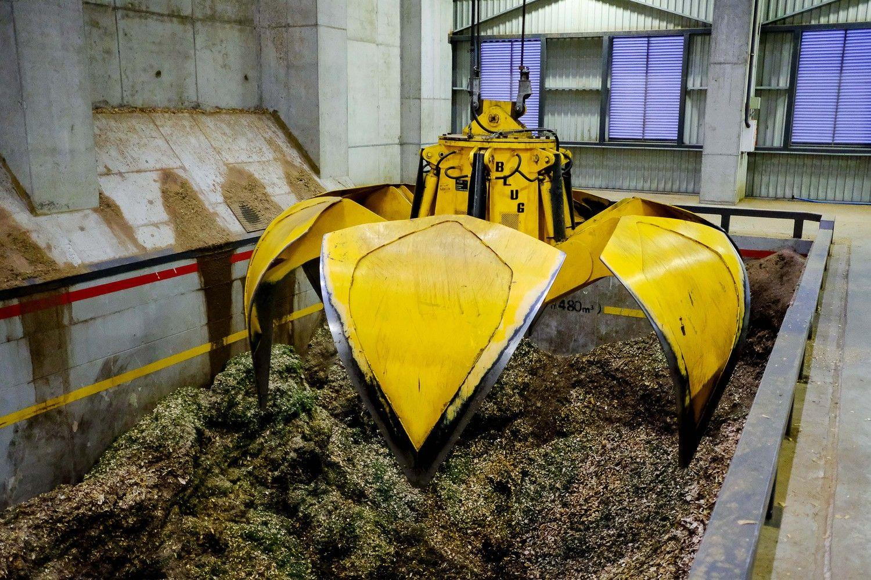 Ignalinos ir Mažeikių šilumos tinklams – baudos už netinkamai įsigytą biokurą