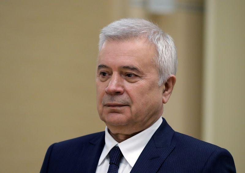 """Vagitas Alekperovas, """"Lukoil"""" prezidentas. Michaelo Klimentjevo (""""Sputnik"""" / """"Scanpix"""") nuotr."""