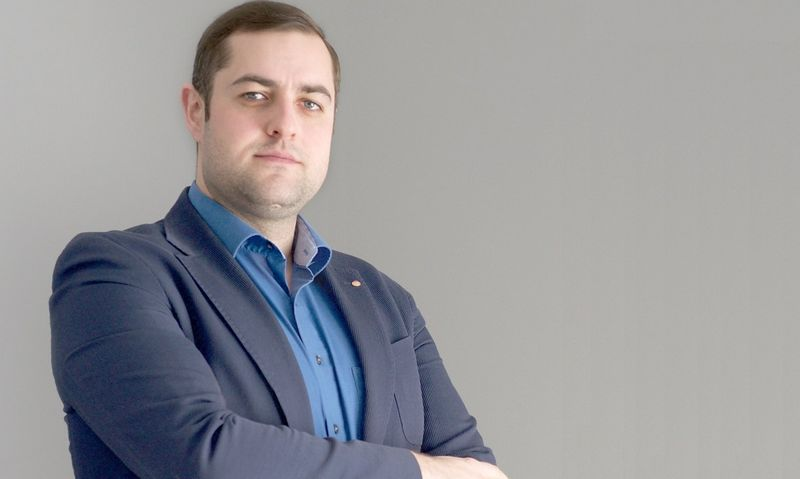 """Tomas Beniušis – """"Telia"""" skaitmeninių kanalų vadovas."""