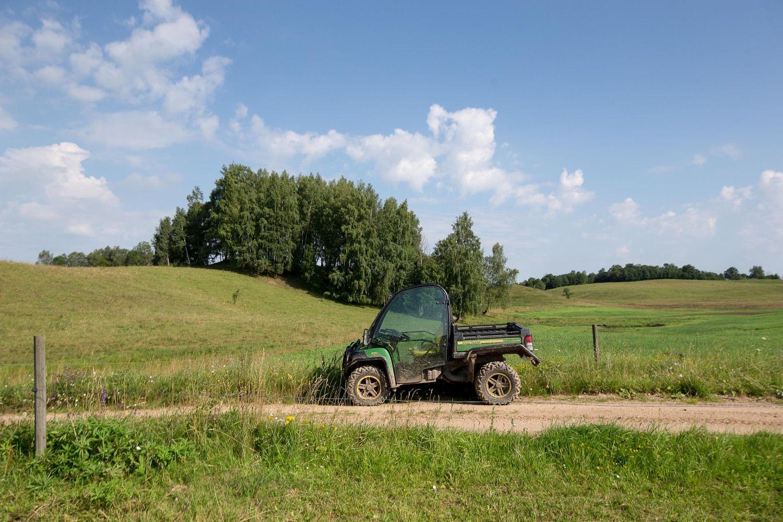 Per penkmetį draudimo išmokos dėl žalų žemės ūkio technikai išaugo beveik 10 kartų