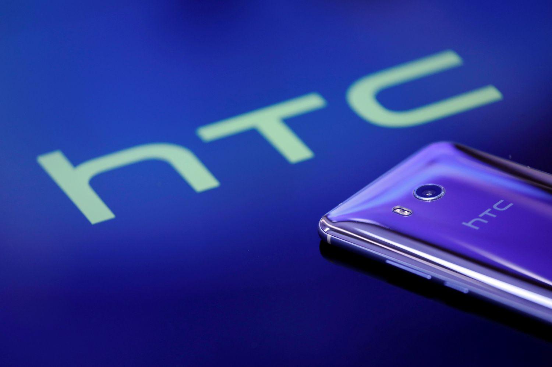 HTC patyrė rekordinius nuostolius, bet akcijos šoko į viršų