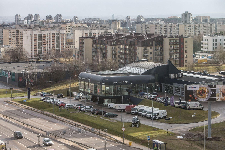 """""""Bassadone Group"""" perka """"Peugeot"""" importuotoją Baltijos šalyse"""