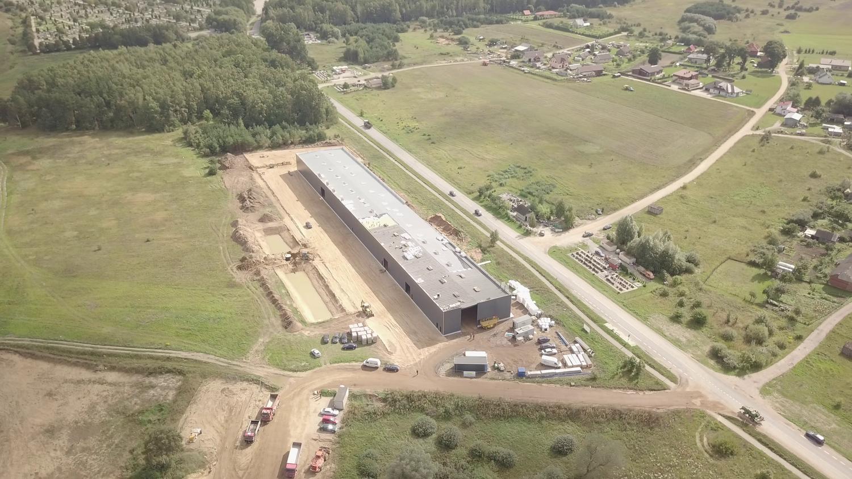 """""""Baltic Modules"""" Lietuvoje atidaro naują gamyklą"""