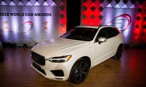 """Paskelbti konkurso """"Pasaulio metų automobilis 2018"""" nugalėtojai"""