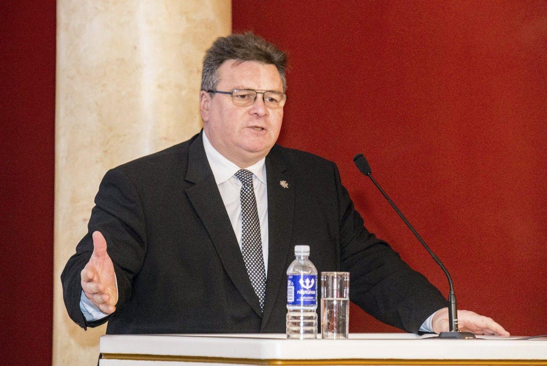 Rusijos atsakymas Lietuvai: išsiunčia tris diplomatus