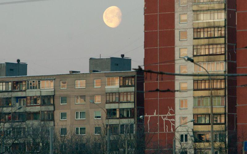 Pritrauktus 68 mln. Eur ketinama panaudoti daugiabučių renovacijai. Vladimiro Ivanovo (VŽ) nuotr.