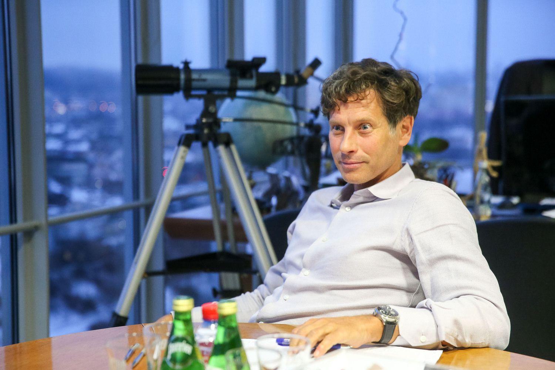 """Mockus iš Vingilio perka 33,33% """"MG Valdos"""" akcijų"""
