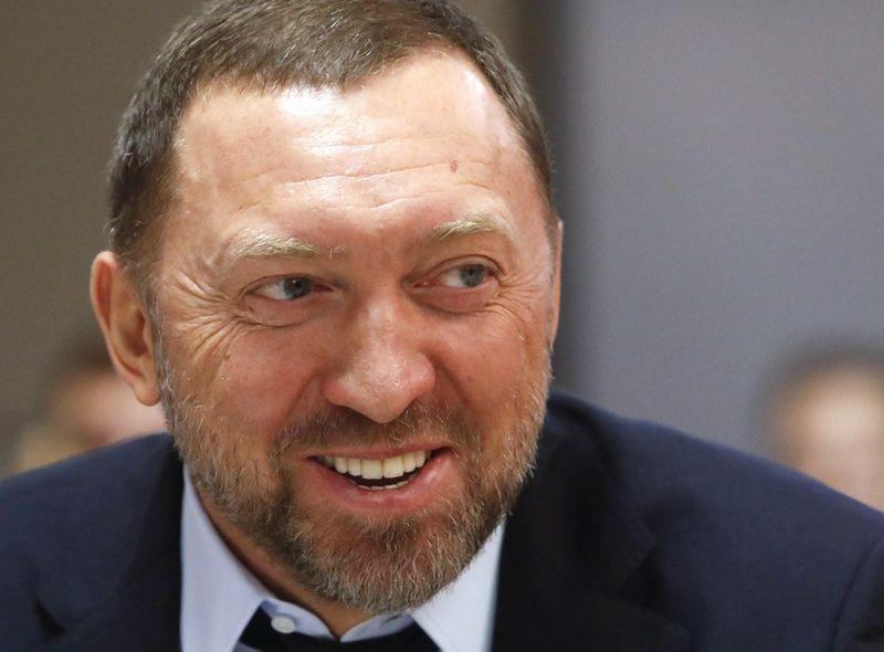 "Olegas Deripaska. Sergejaus Karpukhino (""Scanpix""/""Reuters"") nuotr."