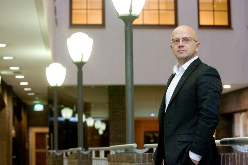 Ričardas Jarmalavičius. Vladimiro Ivanovo (VŽ) nuotr.
