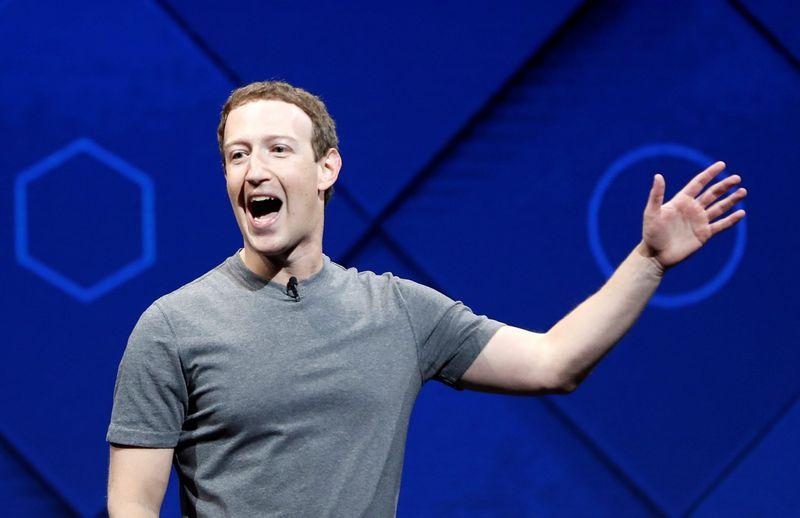 """Markas Zuckerbergas, """"Facebook"""" įkūrėjas ir vykdomasis vadovas. Stepheno Lamo (""""Reuters"""" / """"Scanpix"""") nuotr."""