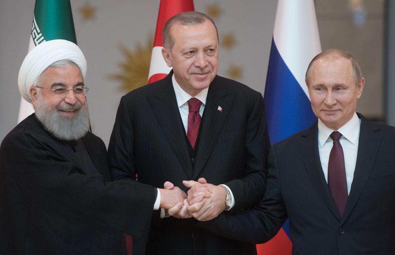"""Sirijos """"trio"""" kol kas skamba nevienodais balsais"""