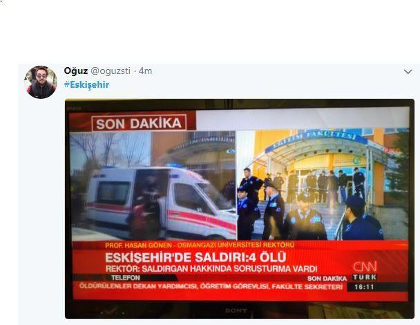 Turkijos universitete paleisti mirtini šūviai