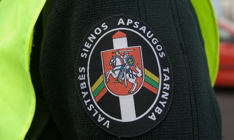 Valstybės sienos apsaugos tarnyba. Vladimiro Ivanovo (VŽ) nuotr.