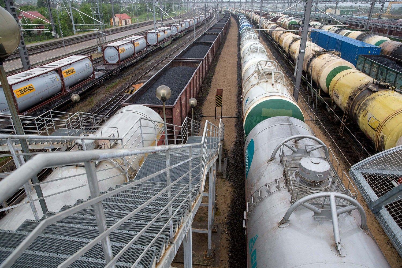 """""""Lietuvos geležinkelių"""" investicijos – 7 mlrd. Eur iki 2030"""