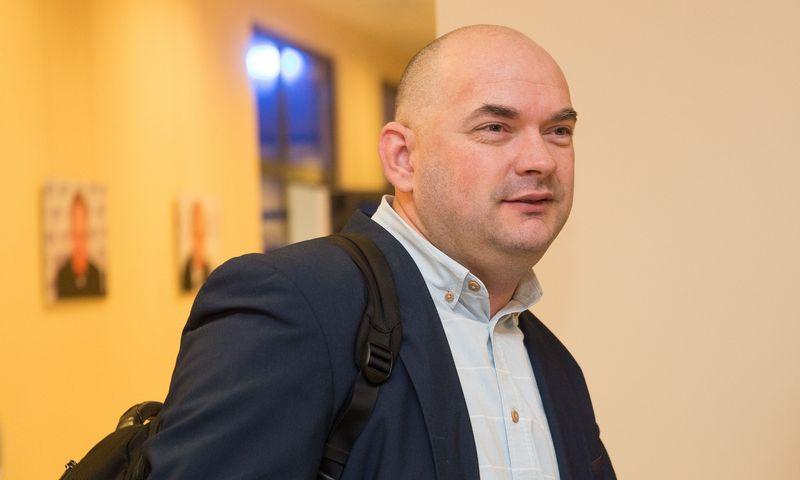 Marius Pareščius, technologijų ekspertas. Vladimiro Ivanovo (VŽ) nuotr.