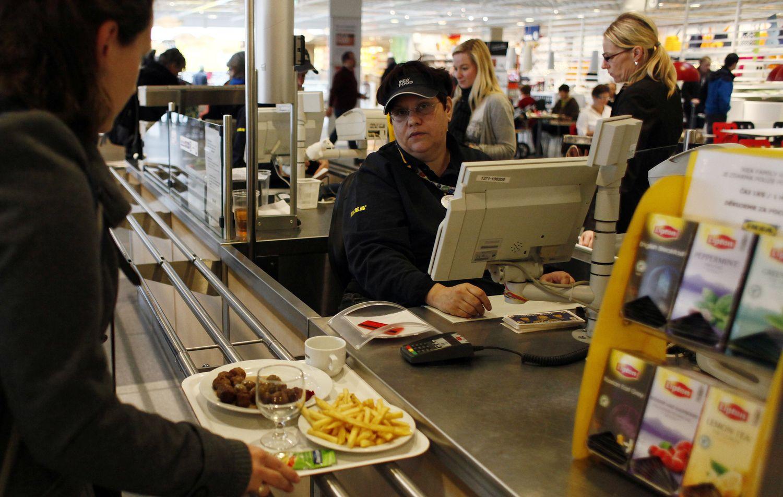 Japonijos IKEA lankytojai bus maitinami lietuviška sriuba