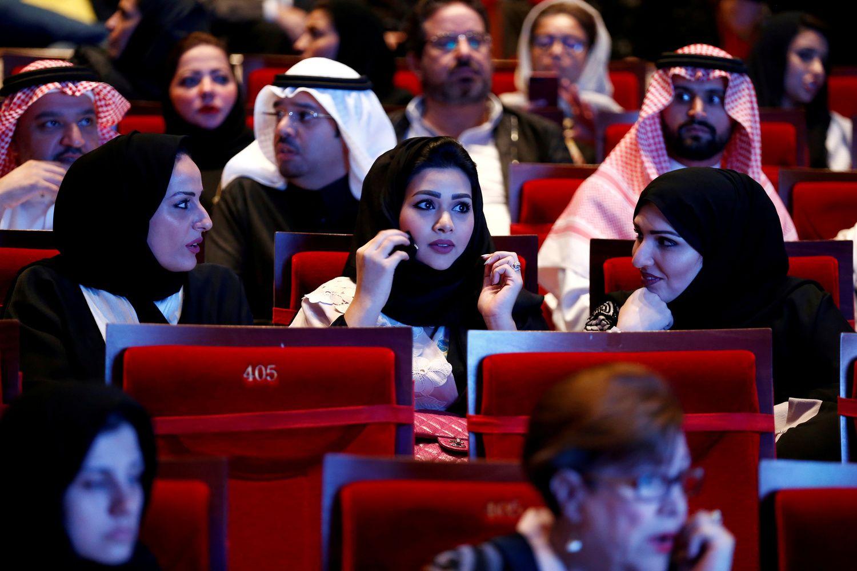 Po 35 metų pertraukos Saudo Arabijoje pradeda veikti kino teatrai