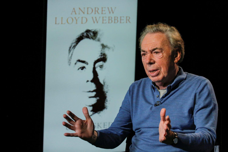 Septynios svarbiausios Andrew Lloydo Webberio karjeros dainos