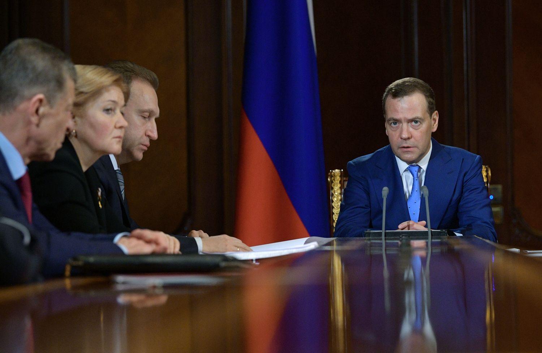 Rusijos valdžia suka galvą, kaip sumažinti JAV sankcijų poveikį