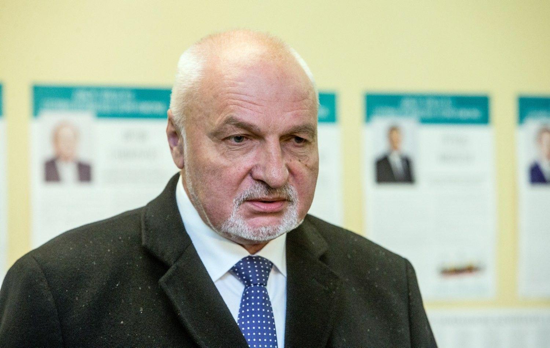 Populistinius lozungus savo kampanijai pasirinkęs Mazuronis kalba ir apie pagalbą verslui
