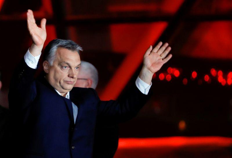 "Viktoras Orbanas, Vengrijos premjeras. Leonhardo Feorgerio (""Reuters""/""Scanpix"") nuotr."
