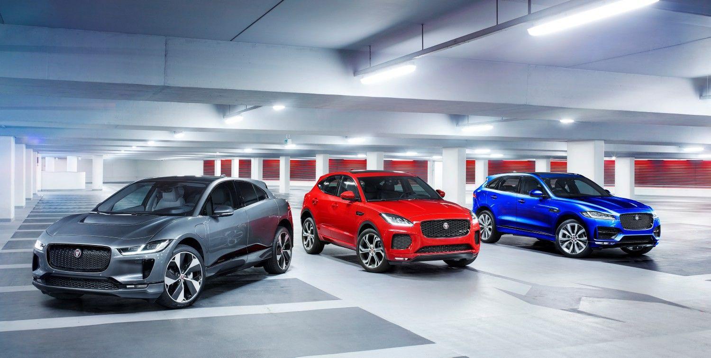 Jaguar riaumojanti revoliucija automobilių industrijoje