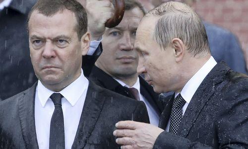 Patys rusai konstatuoja: einame nežinia kur