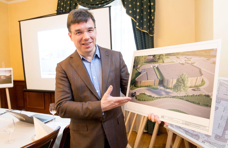 Nedzinskas apie Trakų stoties projektą: esu 100% tikras savo teisumu