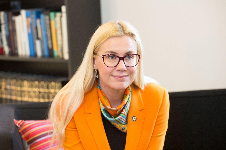 Estijos ministrė: sinchronizacijos kontūrai dar neaiškūs