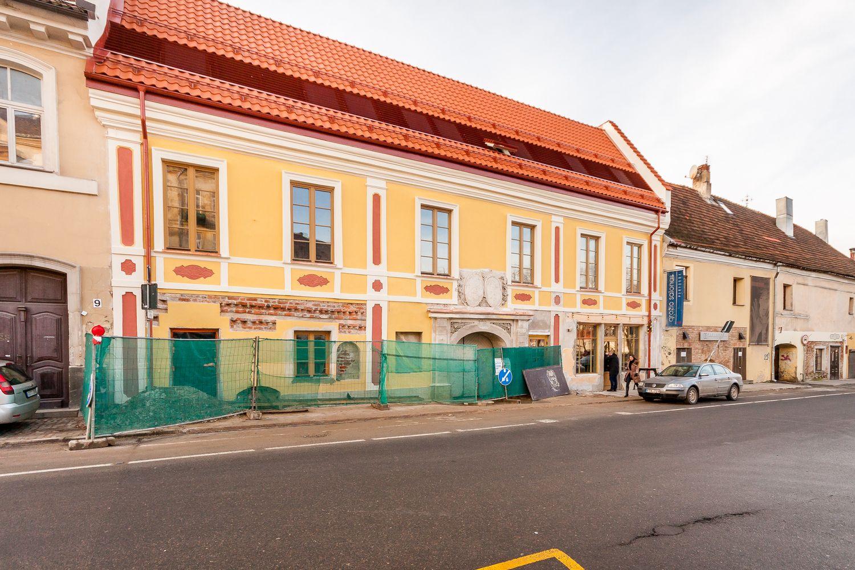 """""""ADPF"""": istoriniame pastate būstus ir patalpas išgraibstė greitai"""
