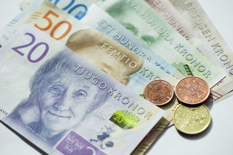 Švedijos krona – prasčiausiai šiemet atrodanti valiuta