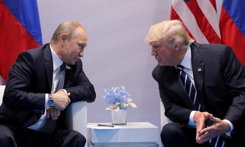 Ekspertai: Trumpo replikos ir Rusijos siekis įrodyti savo galią pasaulį stumia į rizikos zoną