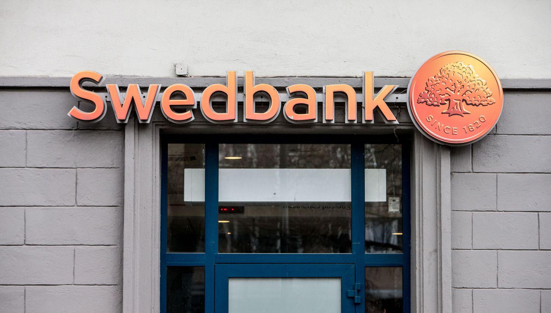 """Penktadienį stringa """"Swedbank"""" internetinės bankininkystės sistema"""