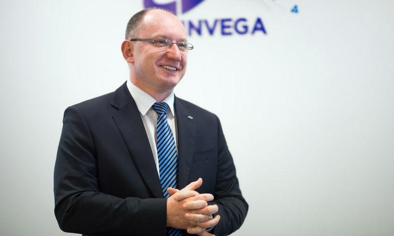 """Kęstutis Motiejūnas, UAB """"Investicijų ir verslo garantijos"""" (""""Invega"""") generalinis direktorius: """"Invegos"""" veiklos esmė– kurti, lengvinti ir įgyvendinti verslo finansavimo sprendimus."""