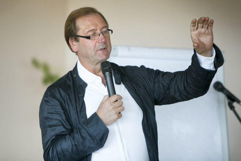 """Viktoras Uspaskichas, Europos Parlamento narys. Eriko Ovčarenkos (""""15min.lt"""") nuotr."""
