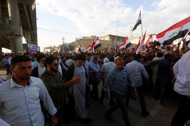 """Alaa Al-Marjani (""""Reuters"""" / """"Scanpix"""") nuotr."""