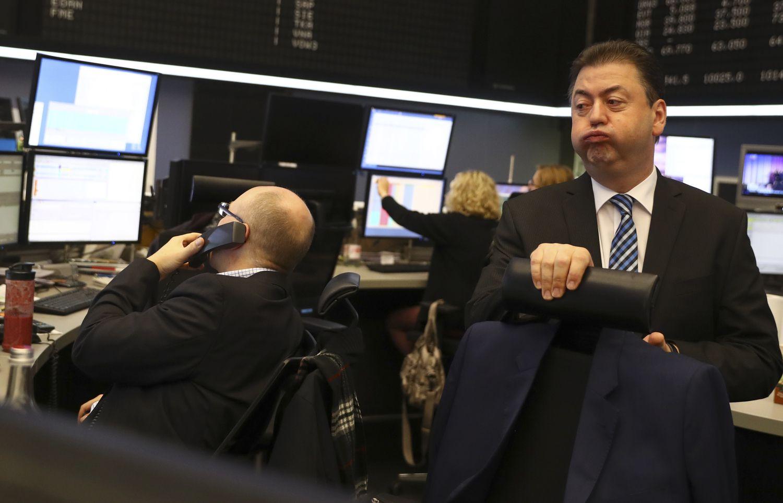 Finansų rinkos: Sirijos ataka buvo vienkartinis įvykis