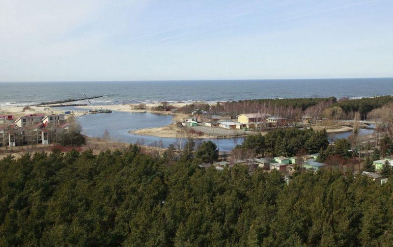Šventosios valstybinis jūrų uostas iki šiol nėra naudojamas. Susisiekimo ministerijos nuotr.