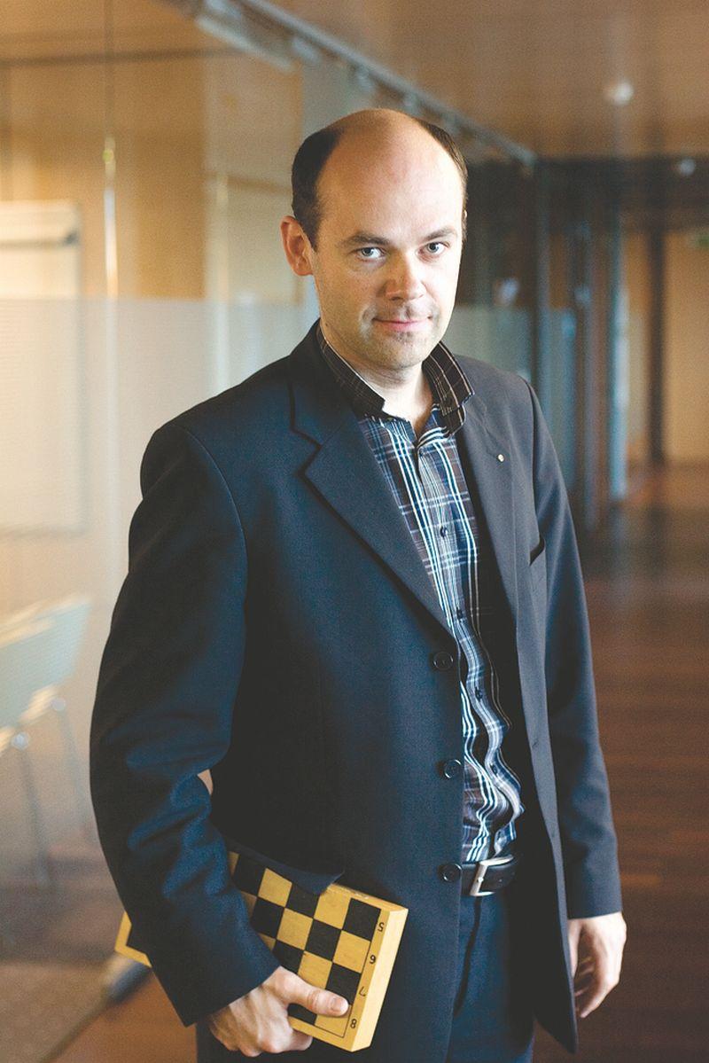 """Simonas Petrulis, Lietuvos laisvųjų ekonominių zonų asociacijos vadovas: """"Sparti LEZ plėtra atveria galimybių ne tik statybų verslui."""" Vladimiro Ivanovo (VŽ) nuotr."""